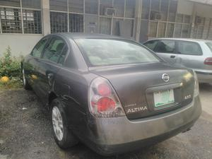 Nissan Altima 2005 2.5 Gray | Cars for sale in Lagos State, Yaba