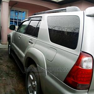 Toyota 4-Runner 2008 Silver | Cars for sale in Rivers State, Port-Harcourt