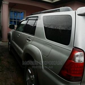 Toyota 4-Runner 2008 Silver   Cars for sale in Rivers State, Port-Harcourt