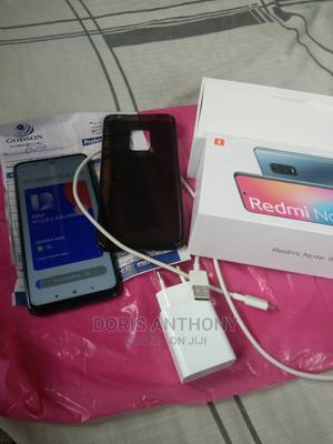 Xiaomi Redmi Note 9S 64 GB Blue | Mobile Phones for sale in Lagos State, Ajah