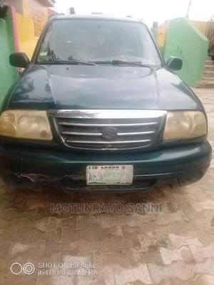 Suzuki Vitara 2007 Green | Cars for sale in Lagos State, Ajah