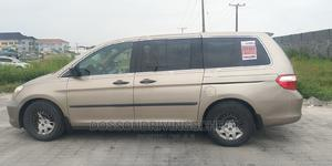 Honda Odyssey 2005 Touring Gold | Cars for sale in Lagos State, Ikoyi