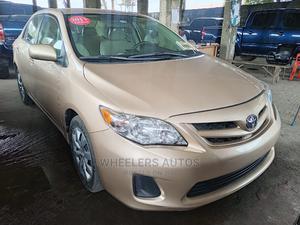 Toyota Corolla 2013 Gold | Cars for sale in Lagos State, Amuwo-Odofin