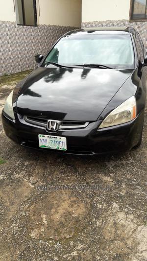 Honda Accord 2005 Black   Cars for sale in Abuja (FCT) State, Gwarinpa