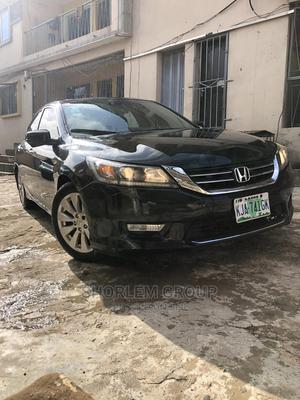 Honda Accord 2014 Black   Cars for sale in Lagos State, Ogba