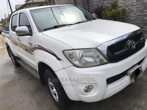 Toyota Hilux 2009 2.7 VVT-i 4X4 SRX White   Cars for sale in Lagos State, Lekki