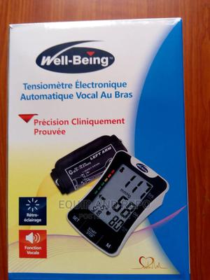TALKING Blood Pressure Monitor | Medical Supplies & Equipment for sale in Edo State, Benin City