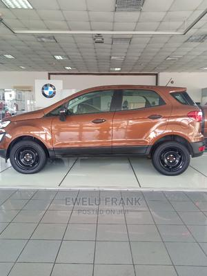 New Ford EcoSport 2021 Brown   Cars for sale in Rivers State, Port-Harcourt