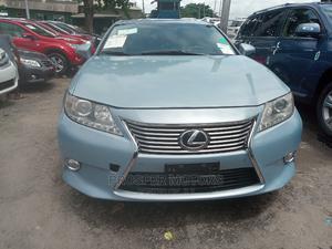 Lexus ES 2014 350 FWD Blue   Cars for sale in Lagos State, Apapa