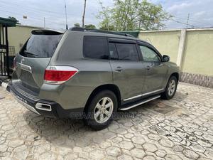 Toyota Highlander 2009 V6 Green | Cars for sale in Lagos State, Agboyi/Ketu