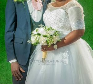 Beautiful Ball Wedding Gown for Sale | Wedding Wear & Accessories for sale in Abuja (FCT) State, Dutse-Alhaji