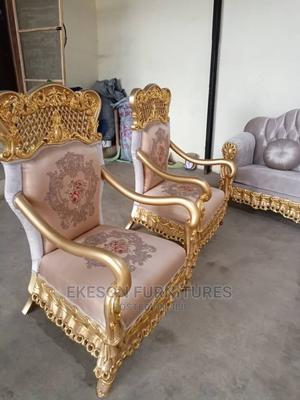 Complete Set of Turkish Royal Sofa | Furniture for sale in Lagos State, Victoria Island