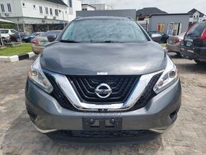 Nissan Murano 2017 SV FWD 2017.5 Gray | Cars for sale in Lagos State, Ajah