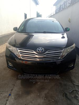 Toyota Venza 2012 AWD Black | Cars for sale in Lagos State, Isolo