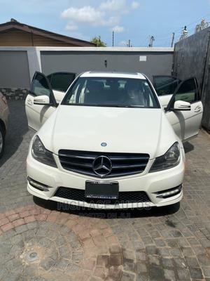 Mercedes-Benz C250 2012 White | Cars for sale in Lagos State, Surulere