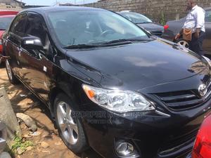 Toyota Corolla 2012 Black   Cars for sale in Lagos State, Apapa