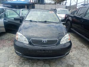 Toyota Corolla 2005 LE Black | Cars for sale in Lagos State, Ajah
