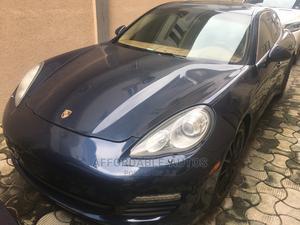 Porsche Panamera 2011 S Blue   Cars for sale in Lagos State, Lekki
