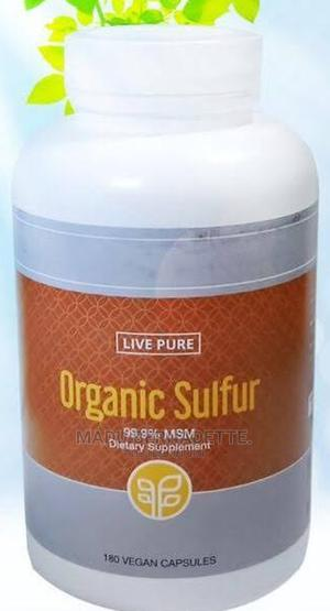 Liver Pure Organic Sulfur | Vitamins & Supplements for sale in Imo State, Owerri