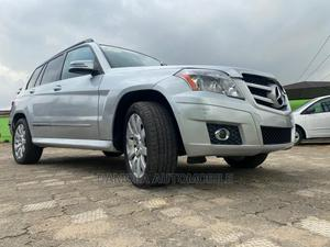 Mercedes-Benz GLK-Class 2012 350 Silver | Cars for sale in Lagos State, Ikeja