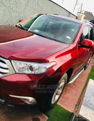 Toyota Highlander 2008 Limited Red | Cars for sale in Lagos State, Ajah