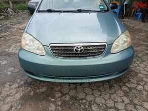 Toyota Corolla 2007 Blue   Cars for sale in Lagos State, Surulere