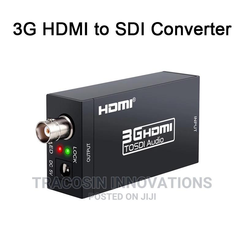 HDMI to Sdi Converter | Accessories & Supplies for Electronics for sale in Yaba, Lagos State, Nigeria