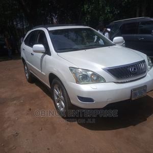 Lexus RX 2007 350 White | Cars for sale in Abuja (FCT) State, Gudu