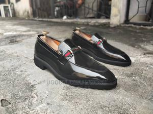 Black Patent Leather Loafers   Shoes for sale in Rivers State, Port-Harcourt