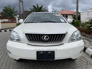 Lexus RX 2009 350 AWD White   Cars for sale in Lagos State, Amuwo-Odofin