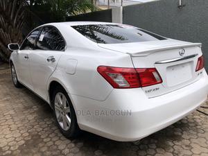 Lexus ES 2009 350 White | Cars for sale in Lagos State, Lekki