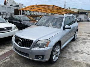 Mercedes-Benz GLK-Class 2012 350 4MATIC Silver   Cars for sale in Lagos State, Lekki