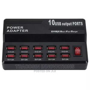 USB Fast Charger Hub   Accessories & Supplies for Electronics for sale in Lagos State, Yaba