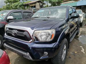 Toyota Tacoma 2012 X-Runner V6 Blue   Cars for sale in Lagos State, Apapa