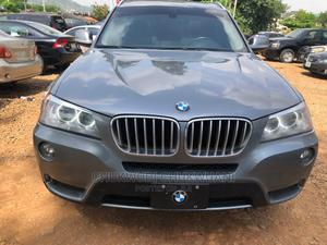 BMW X3 2011 xDrive35i Gray | Cars for sale in Abuja (FCT) State, Jahi