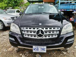 Mercedes-Benz M Class 2010 ML 350 4x2 Black | Cars for sale in Lagos State, Apapa