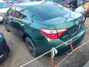 Toyota Corolla 2014 Green   Cars for sale in Lagos State, Apapa