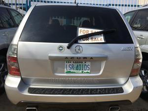 Acura MDX 2003 3.5L 4x4 Gray | Cars for sale in Lagos State, Ifako-Ijaiye