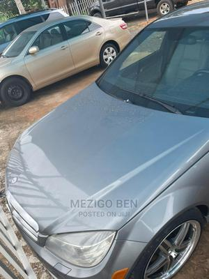 Mercedes-Benz C350 2008 Gray | Cars for sale in Anambra State, Nnewi