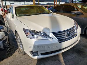 Lexus ES 2012 350 White | Cars for sale in Lagos State, Lekki