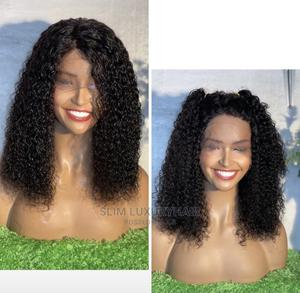 Frontal Curls Wig | Hair Beauty for sale in Lagos State, Lekki