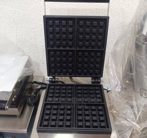 Square Single Waffle Maker   Restaurant & Catering Equipment for sale in Lagos State, Ojo