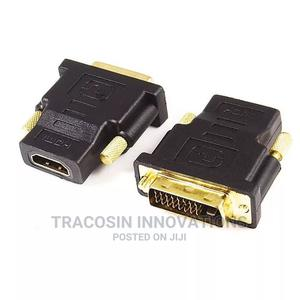 Dvi D to HDMI Adapter | Accessories & Supplies for Electronics for sale in Lagos State, Yaba