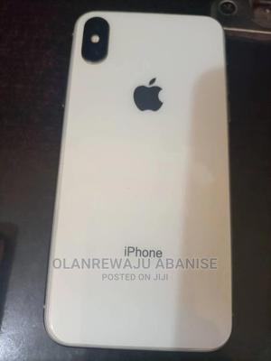 Apple iPhone X 64 GB White   Mobile Phones for sale in Oyo State, Ibadan