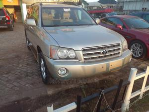 Toyota Highlander 2007 Gold | Cars for sale in Delta State, Oshimili South