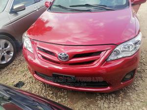 Toyota Corolla 2013 Red | Cars for sale in Kaduna State, Kaduna / Kaduna State