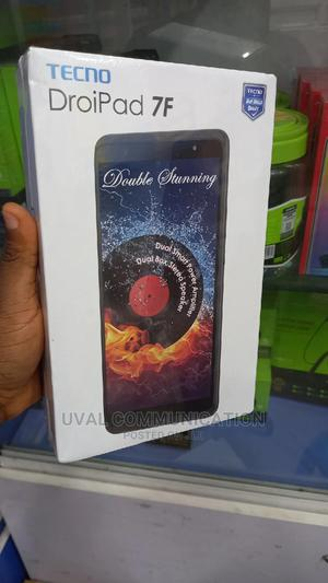 New Tecno DroiPad 7F 16 GB Blue | Tablets for sale in Lagos State, Ikeja