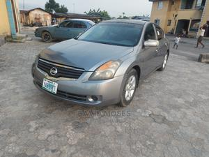 Nissan Altima 2007 2.5 Gray | Cars for sale in Rivers State, Port-Harcourt