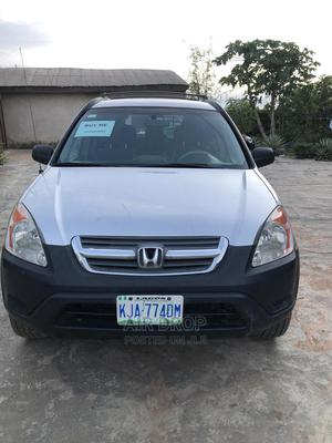 Honda CR-V 2003 EX 4WD Automatic Gray | Cars for sale in Kwara State, Ilorin East