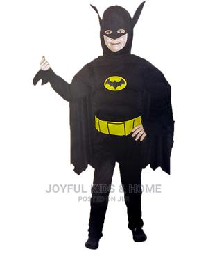 Kids Boys Superhero Batman Character Costume.   Children's Clothing for sale in Lagos State, Ojota